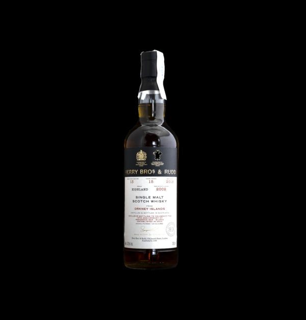 Whisky RESIDENCE XV Anniversary